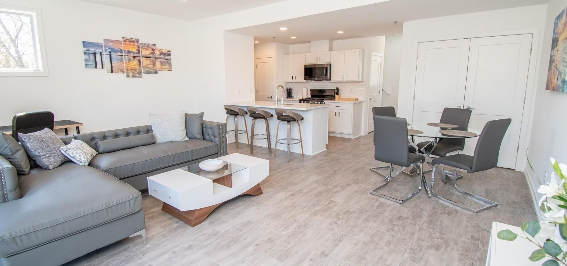 Open Flexible Living Space